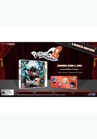 Persona Q2: New Cinema Labyrinth Launch Edition - Products