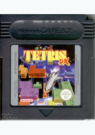 TETRIS DX - Products | Vintage Stock / Movie Trading Co