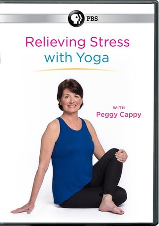 relieving stress with yoga with peggy cappy  products