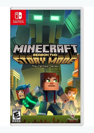 Minecraft Story Mode Season 2 Products Vintage Stock Movie