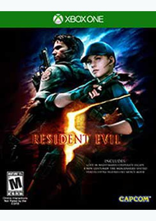 Resident Evil 5 Hd Products Vintage Stock Movie Trading Co Music Movies Video Games And More