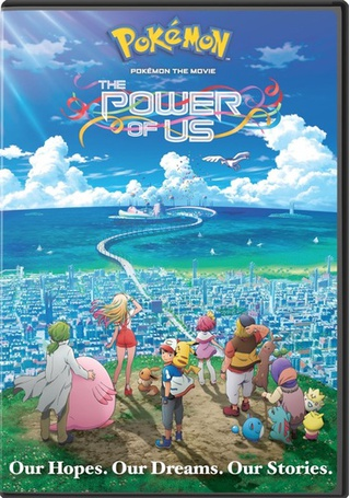 Pokemon The Movie The Power Of Us Products Vintage Stock