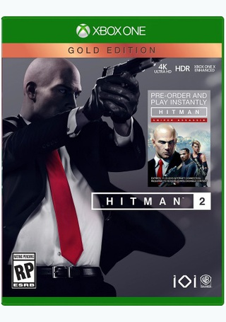 Hitman 2 Gold Edition Products Vintage Stock Movie Trading