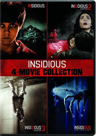 Insidious Insidious Chapter 2 Insidious Chapter 3 Insidious The Last Key Products Vintage Stock Movie Trading Co Music Movies Video Games And More