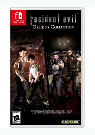 Resident Evil Origins Collection Products Vintage Stock Movie Trading Co Music Movies Video Games And More