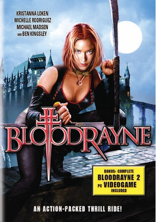 Bloodrayne Products Vintage Stock Movie Trading Co Music