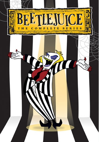 Beetlejuice The Complete Series Products Vintage Stock Movie Trading Co Music Movies Video Games And More