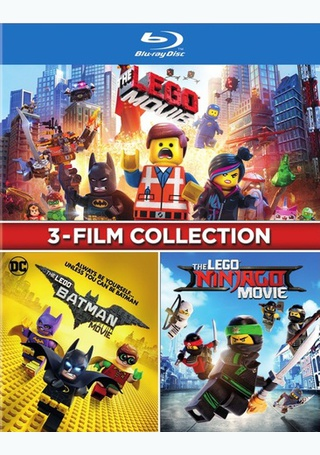 3 Film Collection The Lego Movie The Lego Ninjago Movie The Lego Batman Movie Products Vintage Stock Movie Trading Co Music Movies Video Games And More