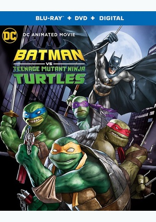 Batman Vs Teenage Mutant Ninja Turtles Products Vintage Stock Movie Trading Co Music Movies Video Games And More